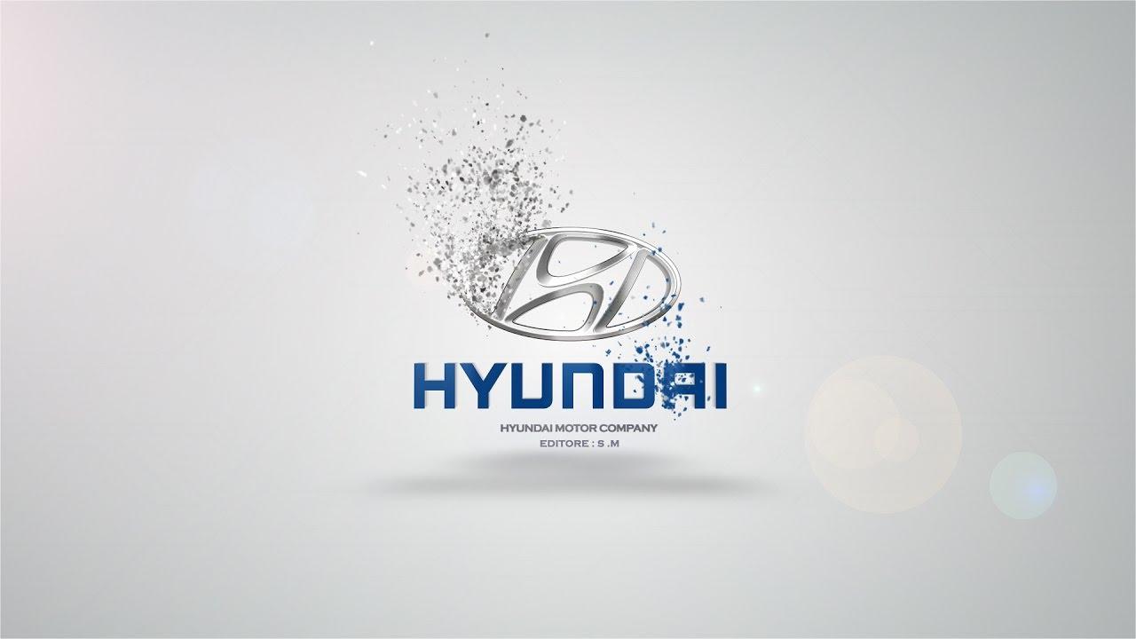 Hyundai Logo Wallpaper >> hyundai logo - YouTube