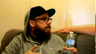 Interview with In Flames Frontman Anders Fridén 5/15/15