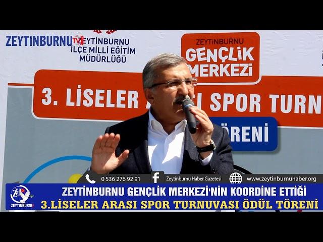 Zeytinburnu'nda 865 Öğrenci Kupa İçin Ter Döktü