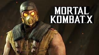 Mortal Kombat X - Карта Скорпион Холодная Война (iOS)