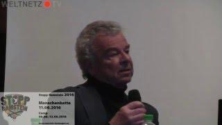 Durchbrecht das Schweigekartell! - Dr. Peter Becker berichtet über die Ramsteinklage