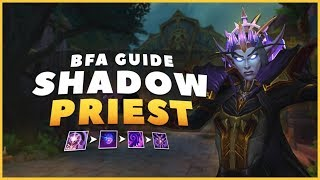 BFA: Shadow Priest Guide: Patch 8.0