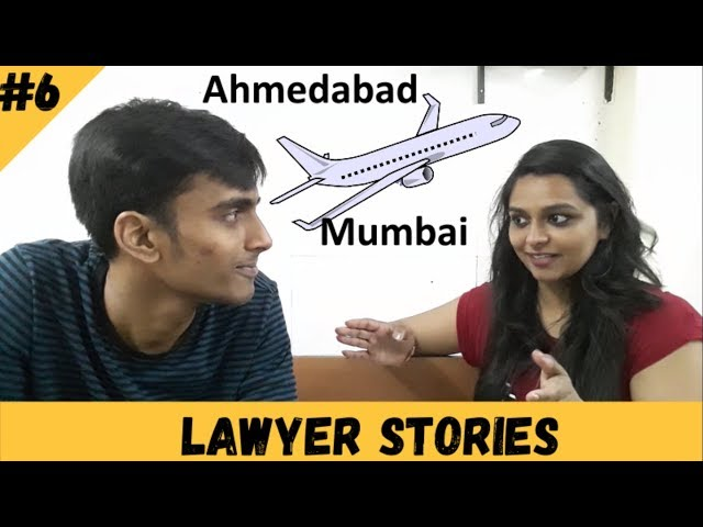 Mumbai Lawyer shares her Ahmedabad Court experience   Lawyer Stories - Ep.06  