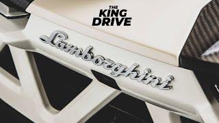 Это самый дорогой Lamborghini за всю историю марки.