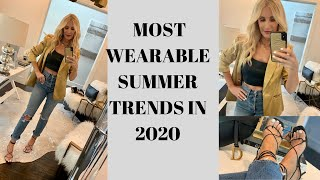 Summer Trends You Can Wear at …