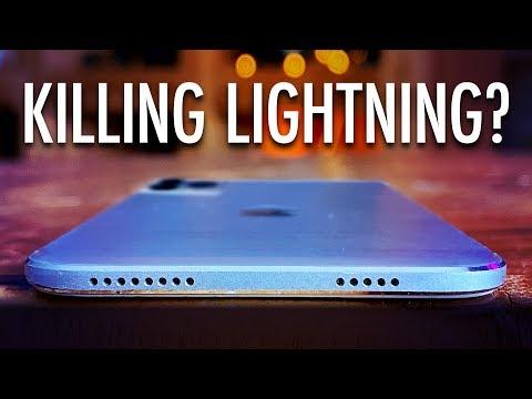 Why Apple Is Killing Lightning*