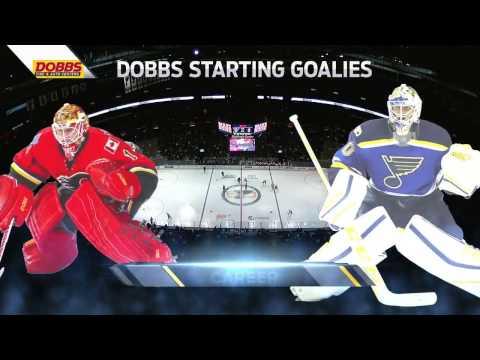 Oct.25/2016   Calgary Flames - St. Louis Blues