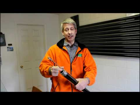 Hybrid Geothermal Solar Thermal Home Tour - Video 3