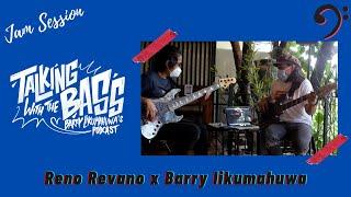 CHAMELEON (Herbie Hancock) - Reno Revano x Barry Likumahuwa // TWTB - JAM SESH #Volume3