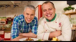 Закарпатская кухня - Готовим вместе - Интер