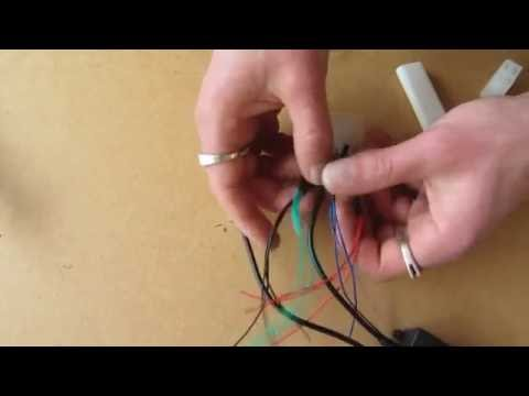 DIY Properly Connect Wire a RGB LED Strip 12V