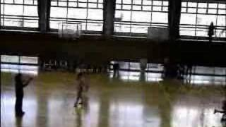 中学ハンドボール2007尾北カップ男子準決勝後半2