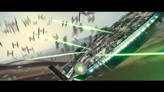 Star Wars: Episode VII Trailer - George Lucas