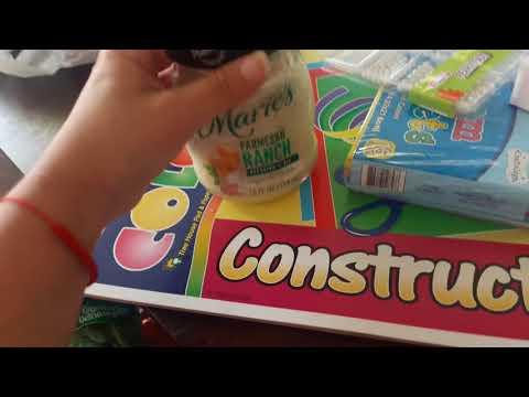 99 Cent store grocery haul. Saturday (English)