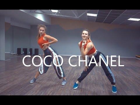 NICKI MINAJ - COCO CHANEL   CHOREO BY RISHA Mp3
