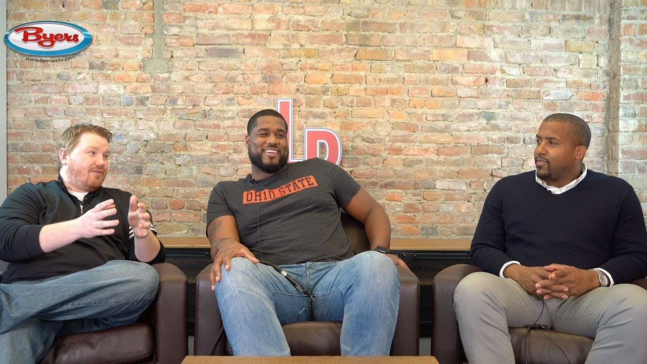Ohio State: Terence Dials, James