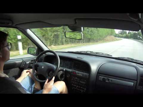 Driving a Citroën Xantia HDi Break 1999