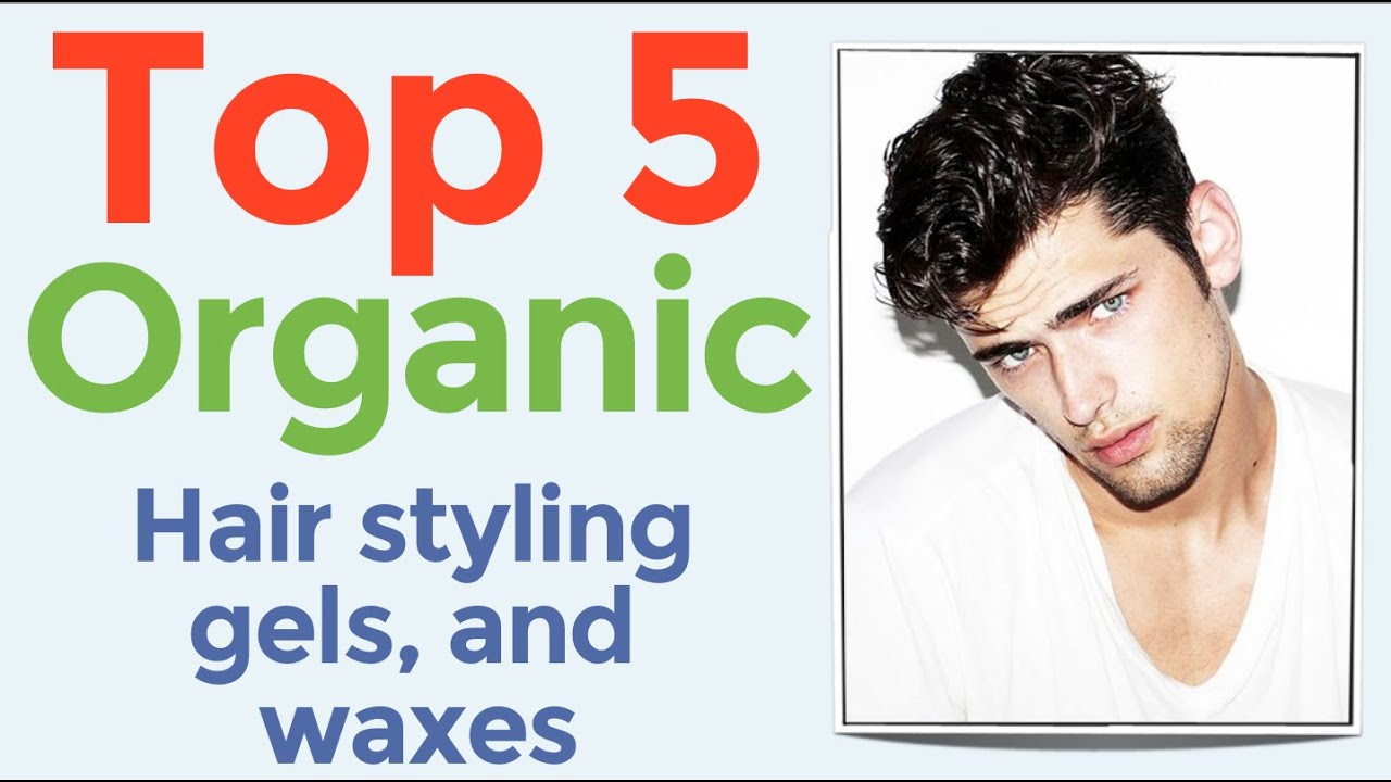 How To Use Hair Styling Gel Top 5 Organic Hair Styling Gels & Waxes  Natural Hair Loss .