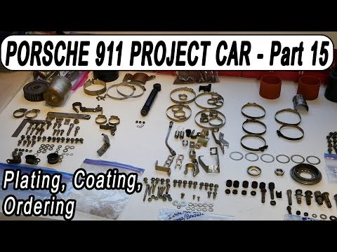 Porsche 911 3.2 Carrera Project #15 – What's Going On With The Parts??