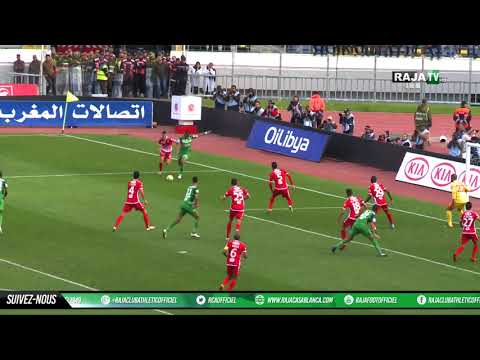 WYDAD vs RAJA CASABLANCA 1-2 ● All Goals & Highlights HD ● CASABLANCA DERBY ● 10 Feb 2017