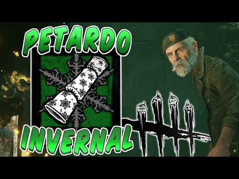 DEAD BY DAYLIGHT #394 | PETARDOS INVERNALES | ROAD TO RANK 1
