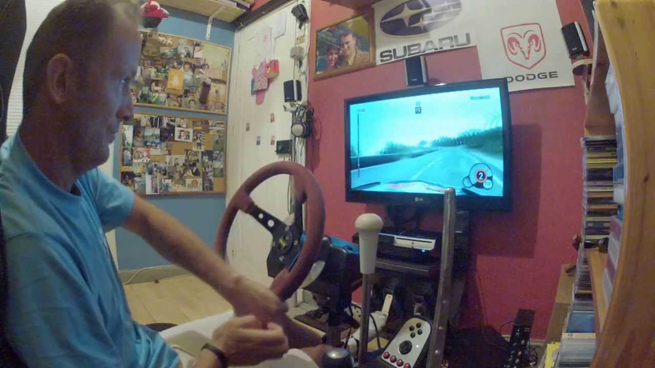 G27 Home Made Sequential Gearbox And Handbrake By Joaquim Paulo Jesus Thrustmaster Tss Shifter Handbreak Sparco