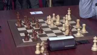GM Aronian (Armenia) - GM A.Morozevich (Russia)