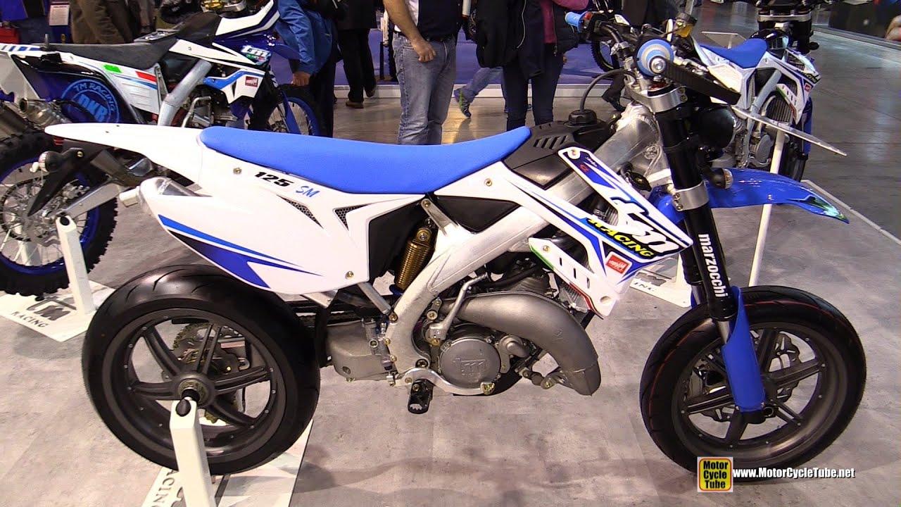 2015 TM Racing SMM 125 - Walkaround - 2014 EICMA Milan ...