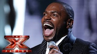 Anton Stephans puts on One Sweet performance | Live Week 4 | The X Factor 2015