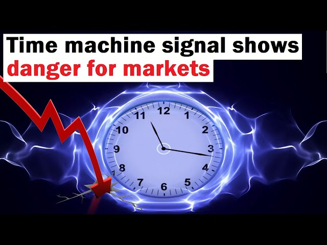 Time Machine Indicator Warns DANGER for the Markets