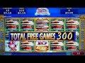 ***HUGE WIN!!*** Aristocrat - 100 Lions amazing bonus ...