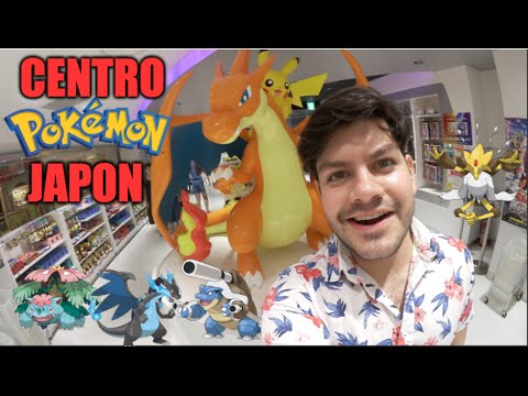 ● Centro Pokemon en JAPON