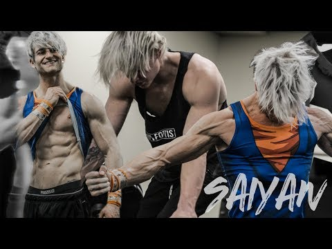 CALISTHENICS Hitting GYM?! | Super SAIYAN Workout