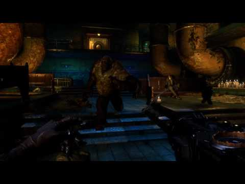 BioShock 2 Siren Alley Trailer [HD]