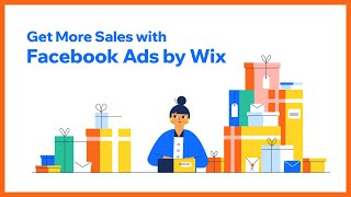 Facebook Ads by Wix | Powered by Wix's AI Algorithm | Wix.com