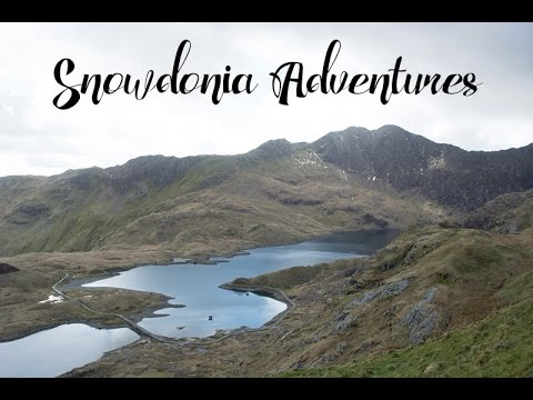 North Wales Snowdonia Vlog | Holly Sparkle