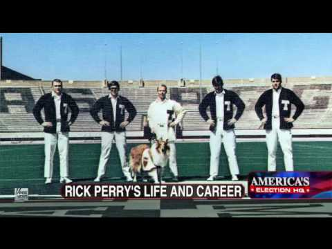 Fox Report' Profile Rick Perry