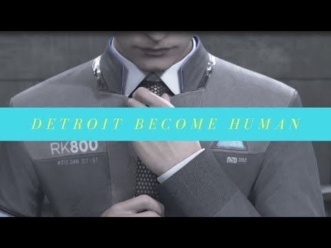Ewww right in the cranium! | Detroit Become Human Gameplay | Pt. 2
