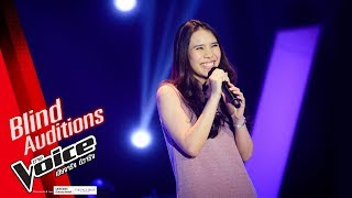 เบญ - Dream A Little Dream Of Me - Blind Auditions - The Voice 2018 - 19 Nov 2018
