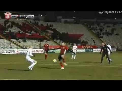Amkar vs Dynamo Moscow 2-1 all goals