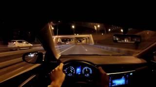 Toyota Corolla 2016 - динамичное движение с болтовней