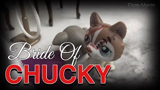 LPS ❥ Bride Of Chucky Scene - Tiffany Turns Into a Doll | AngelChiChi88