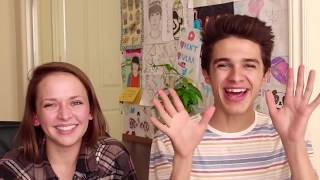 Things that Happened in Elementary School (w/ AlexisGZall) | Brent Rivera