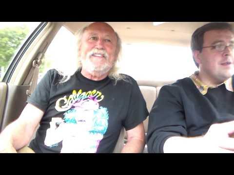 Gallagher comes to WWGH Radio 107.1FM Carpool Karaoke