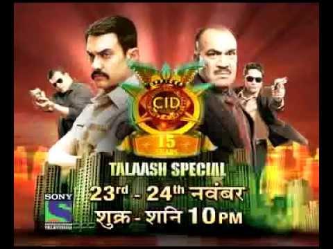 CID (Indian TV series)