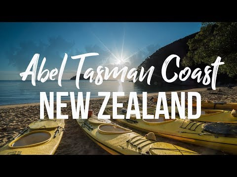Kayaking Trip on New Zealand's Abel Tasman Coast // GoPro Hero4 Black