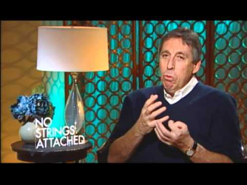 Interview with director Ivan Reitman for No Strings Attached Mp3