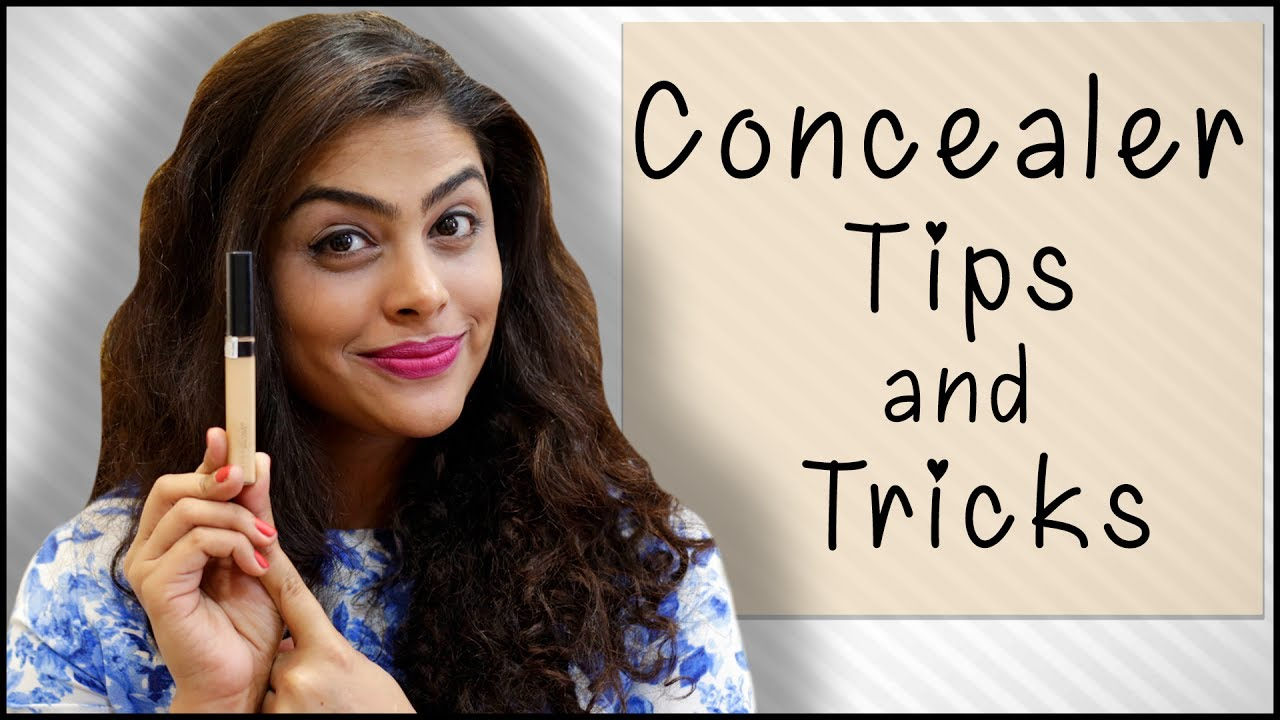 5 MacGyver Tips forConcealer
