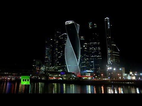 «Час Земли»: Москва погружается во тьму — LIVE
