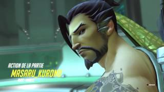 Overwatch: Origins Edition_attaques surprise de Hanzo